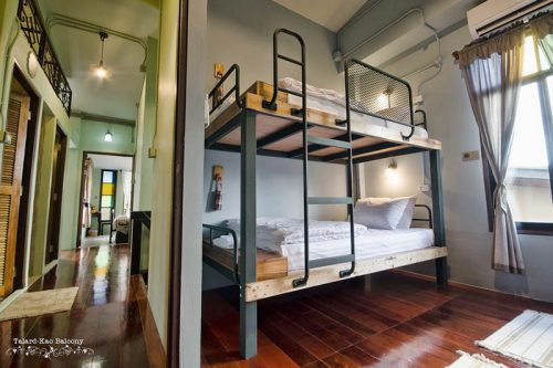 Talardkao Balcony is one of the best hostels in Krabi, Thailand