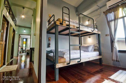 Talardkao Balcony is one of the best hostels in Krabi, Thailand