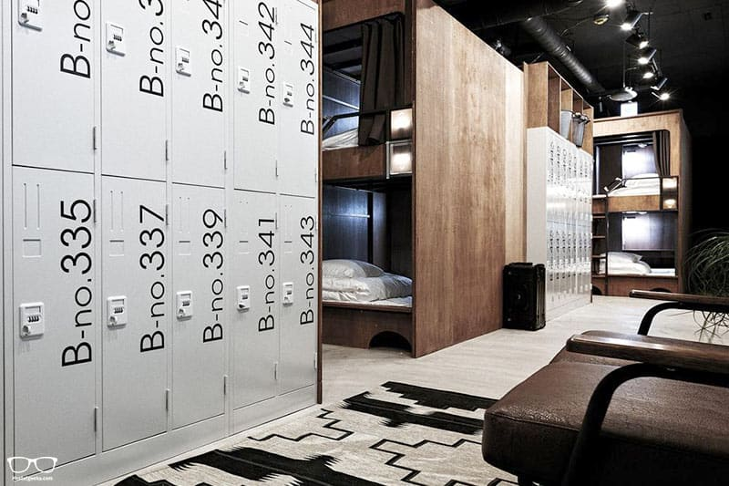The Dorm Hostel is one of the best hostels in Osaka, Japan