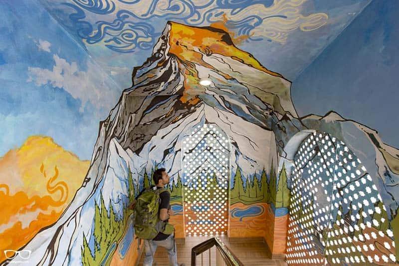 Zostel Kathmandu is one of the best hostels in Kathmandu, Nepal