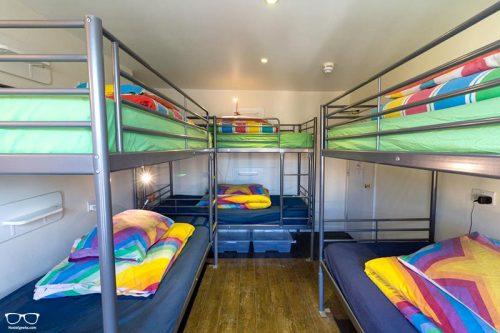 Baggies Backpackers is one of the best hostels in Brighton, UK
