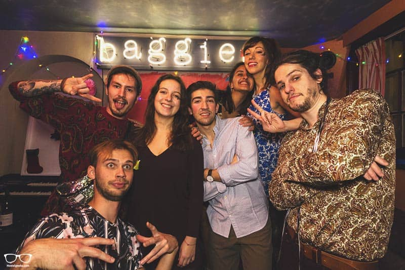 Baggies Backpackers is one of the best hostels in Brighton, UK