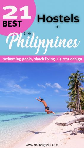 A complete guide to the Best Hostels in the Philippines for Solo Travellers