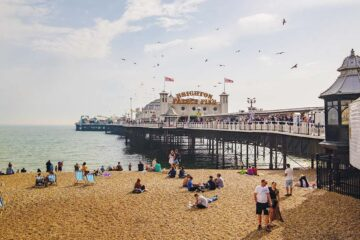 3 Best Hostels in Brighton, UK