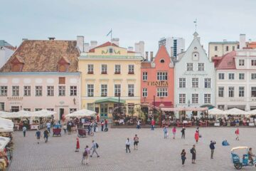 3 Best Hostels in Tallinn, Estonia