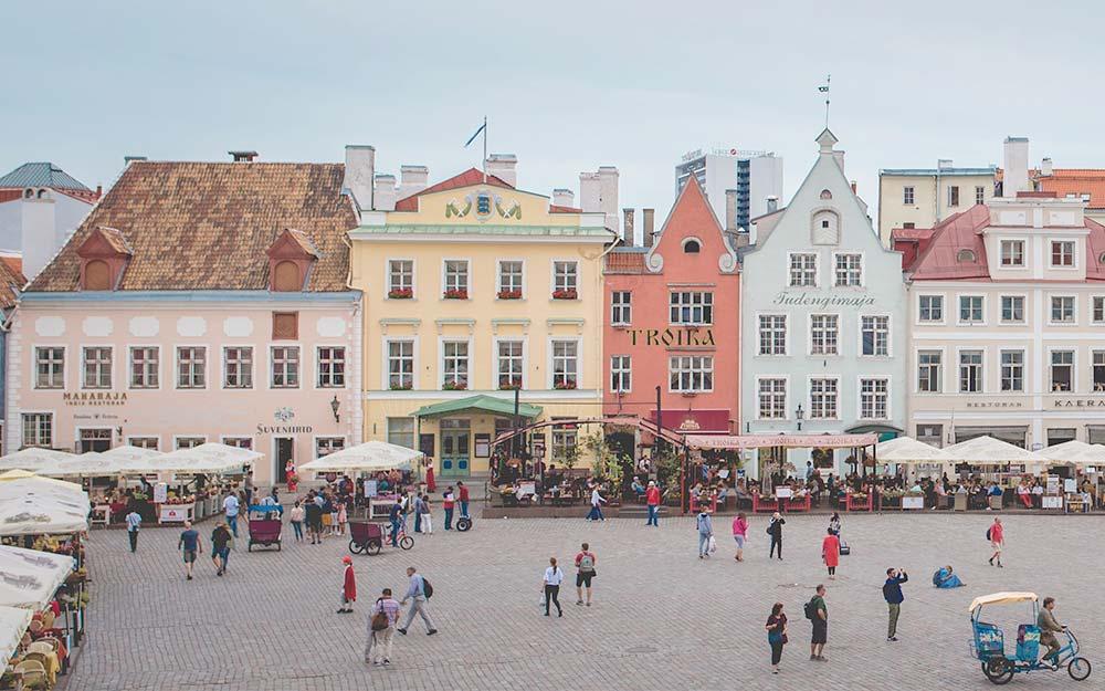 3 Best Hostels in Tallinn, Estonia
