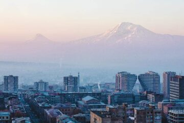 3 Best Hostels in Yerevan, Armenia