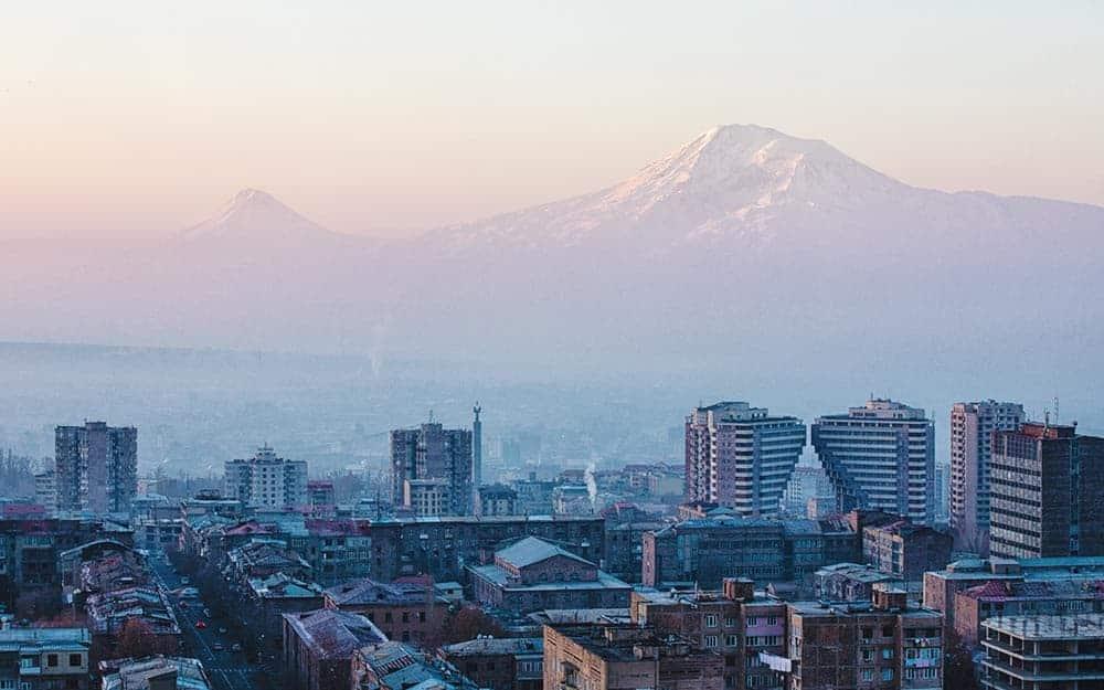 3 Best Hostels in Yerevan, Armenia