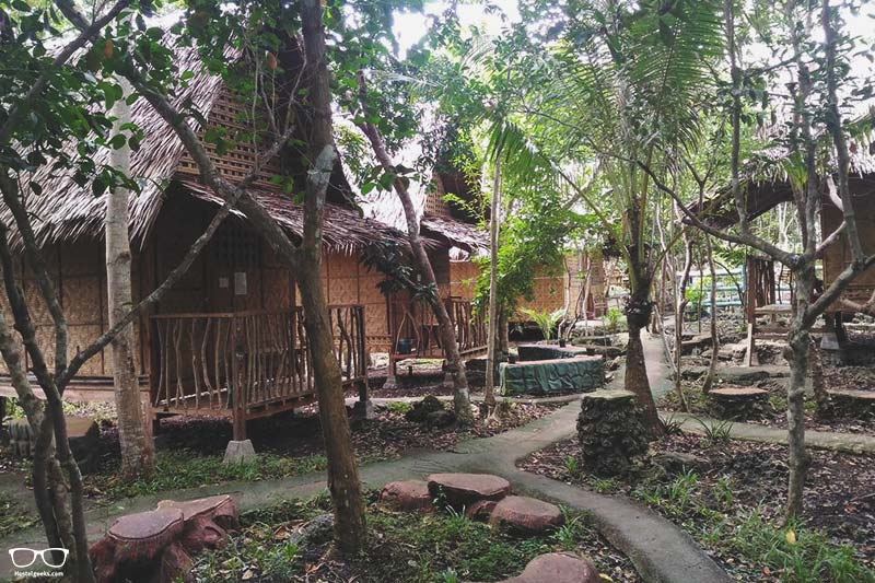 Bohol Coco Farm is one of the best hostels in the Philippines