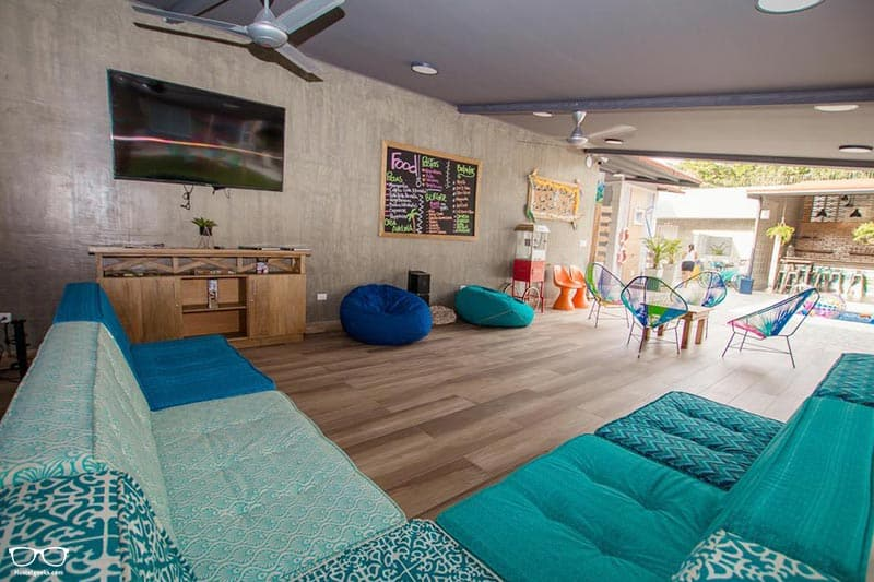 Casa Avelina Hostal is one of the best hostels in Santa Marta, Colombia