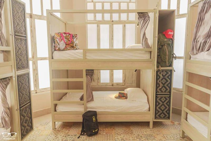 Casa Avelina Hostal is one of the best hostels in Santa Marta, Colombia