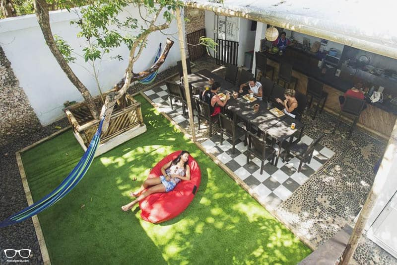 Chillax Flashpackers Boracay is one of the best hostels in the Philippines