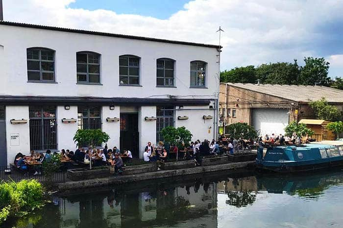 Crate Brewery in London