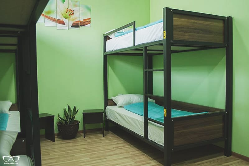 Domino Yerevan Hostel and Tours is one of the best hostels in Yerevan for Older Travellers