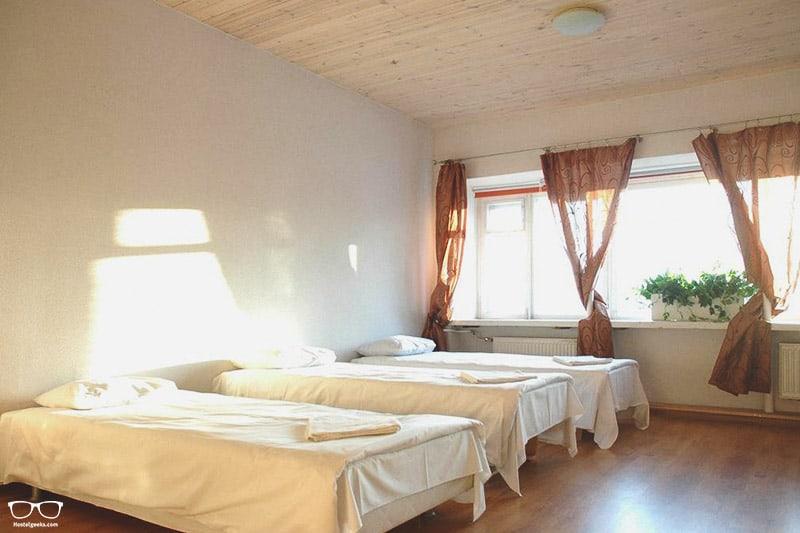 Fat Margaret's is one of the best hostels in Tallinn, Estonia