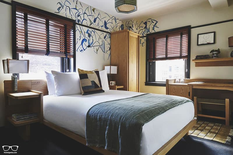 Freehand New York City is one of the best hostels in New York, USA