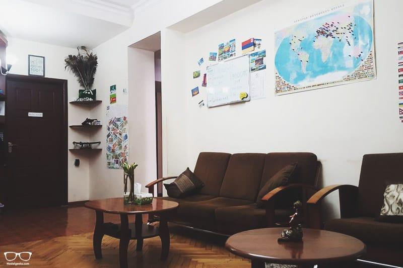 Friendship Hostel & Tours is one of the best hostels in Yerevan, Armenia
