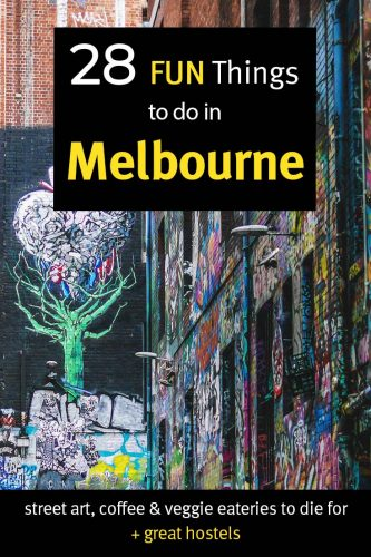 The complete guide and overview of Fun Things to do in Melbourne for all travellers types