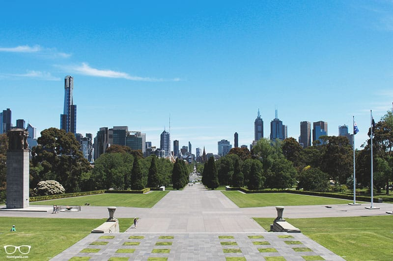 Enjoying a picnic in the Garden State is one of the fun things to do in Melbourne, Australia