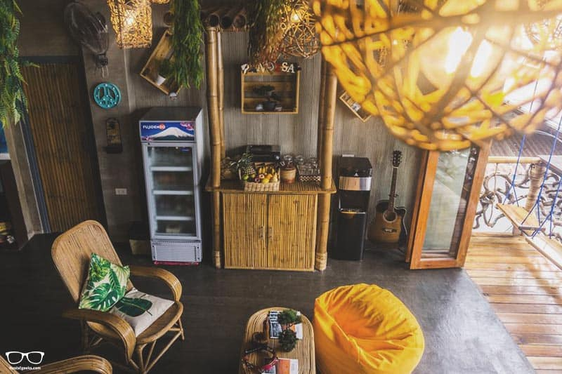 Happiness Hostel is one of the best hostels in El Nido, Philippines