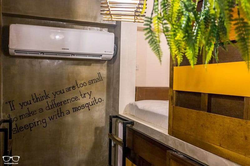 Happiness Hostel is one of the best hostels in the Philippines