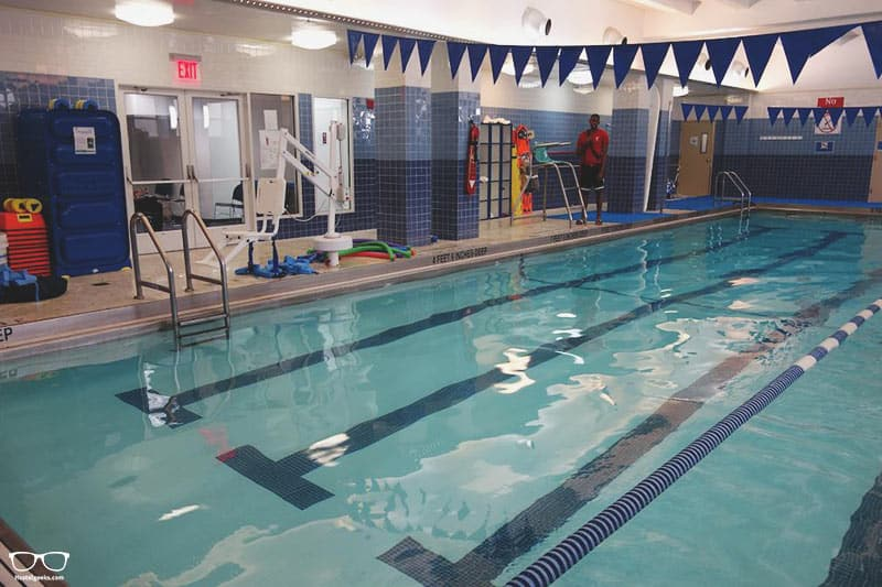 Harlem YMCA is one of the best hostels in New York for older travellers and adults