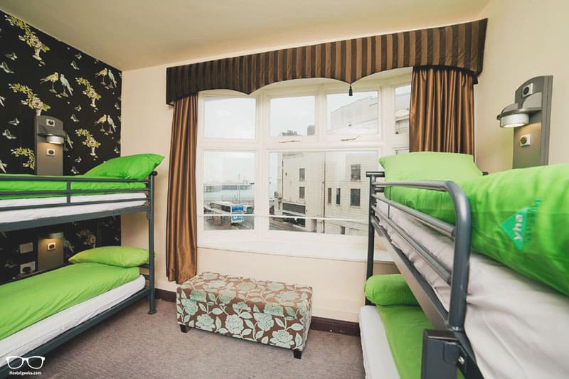 Hostel YHA Brighton is one of the best hostels in Brighton, UK