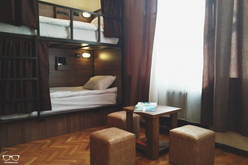 Hostel Bivouac is one of the best hostels in Yerevan, Armenia