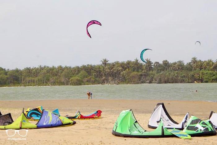 Kalpitiya Beach Hostel is one of the best hostels in Sri Lanka