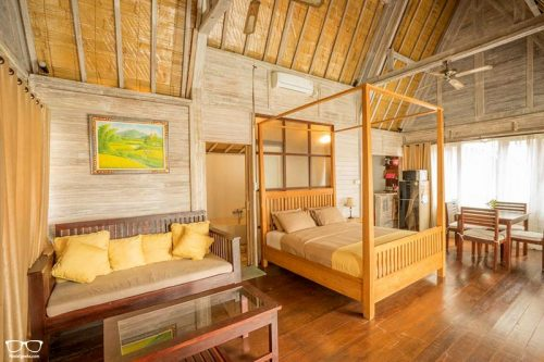 Kamaran Hostel is one of the best hostels in Canggu, Indonesia