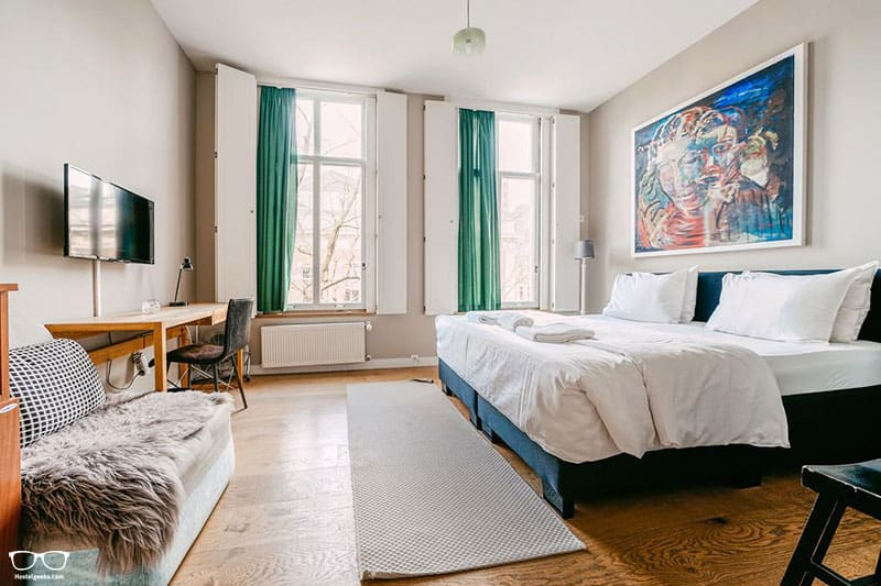 King Kong Hostel is one of the best hostels in Rotterdam, Netherlands