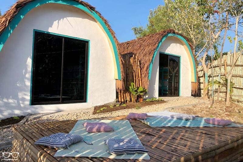 Love Shack Hostel is one of the best hostels in the Philippines