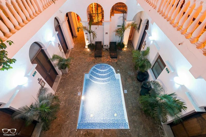 Masaya Hostel Santa Marta is one of the best party hostels in Santa Marta, Colombia