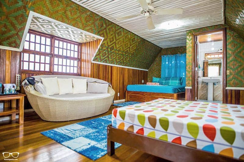 Moalboal Shaka Traveler's Place is one of the best hostels in the Philippines