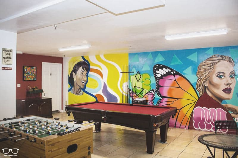 NY Moore Hostel is one of the best hostels in New York, USA