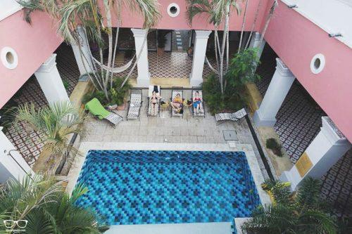 Republica Hostel is one of the best hostels in Santa Marta, Colombia
