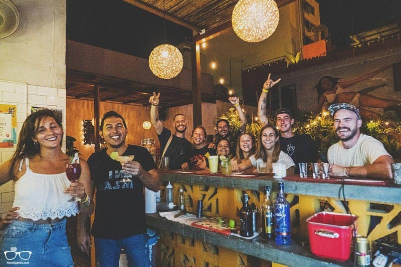 Republica Hostel is one of the best hostels in Santa Marta, Colombia