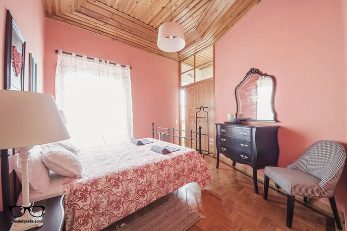 Sunlight House is one of the best hostels in Portugal, Europe