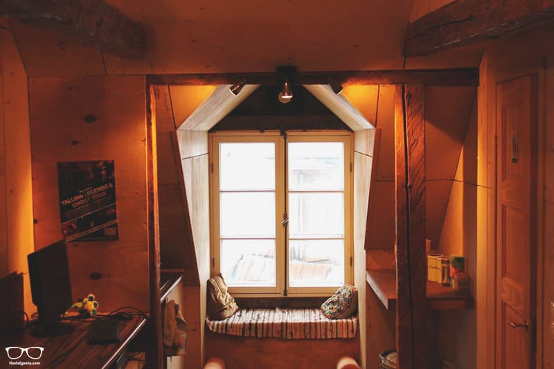 Tabinoya - Tallinn's Travellers House is one of the best hostels in Tallinn, Estonia