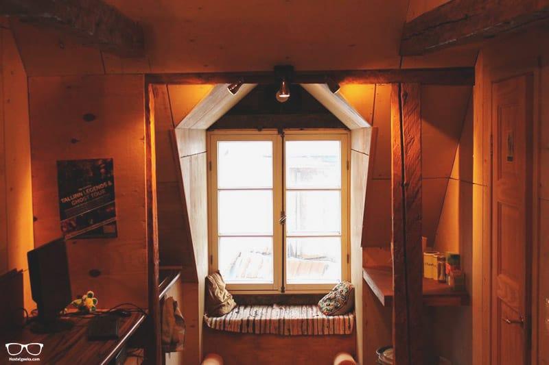 Tabinoya - Tallinn's Travellers House is one of the best hostels in Tallinn, Estonia