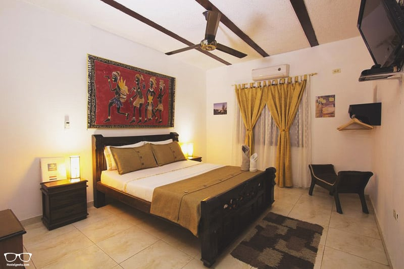The Dreamer Hostel is one of the best party hostels in Santa Marta, Colombia