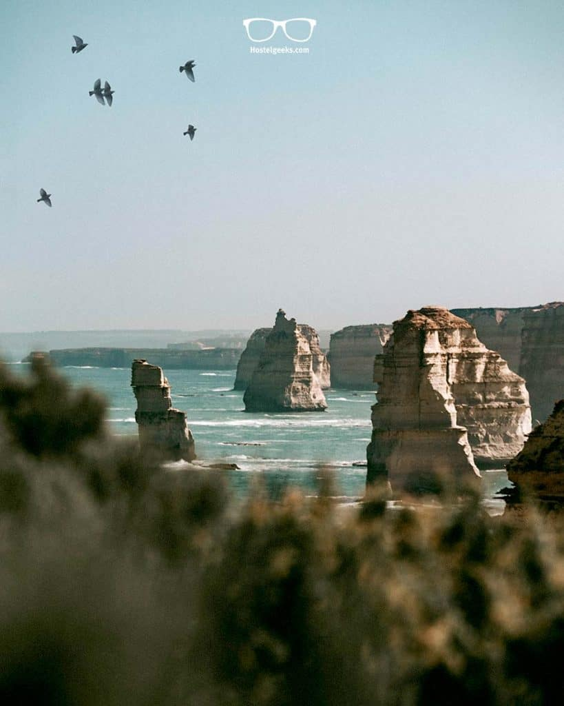 The Great Ocean Road is one of the fun things to do in Melbourne, Australia