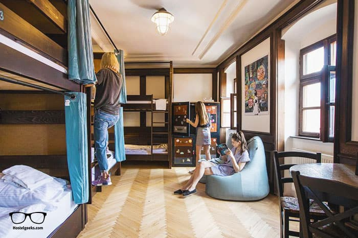 Zeitlos Boutique Hostel is one of the best hostels in Bratislava, Europe