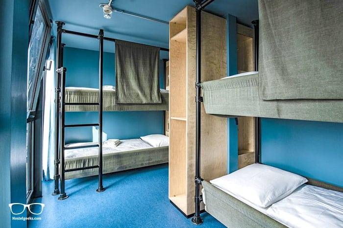 DOCK INN Hostel is one of the best hostels in Germany, Europe
