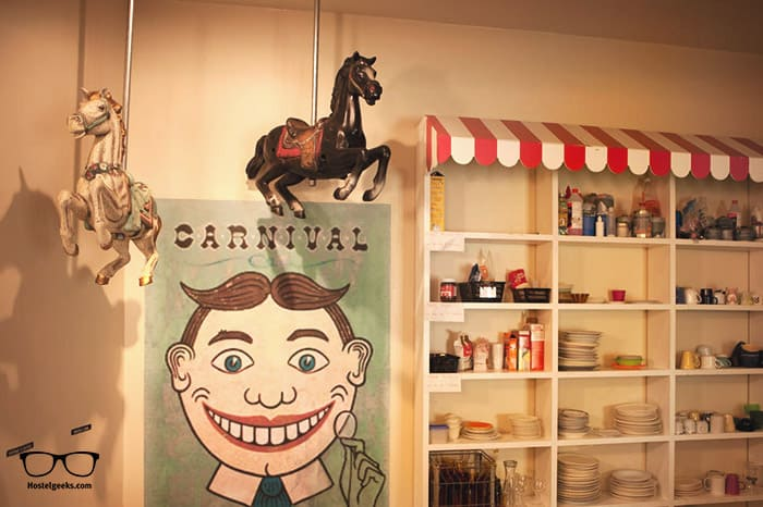 KEX Hostel in Reykjavik is a super 5 Star Hostel in Iceland