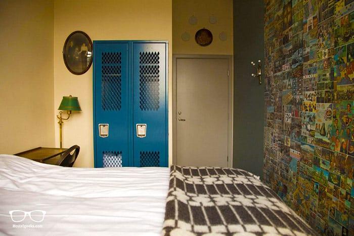 KEX Hostel in Reykjavik is a super 5 Star Hostel in Iceland