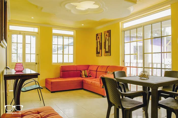 Big V Raizal Home is one of the best hostels in Colombia, South America