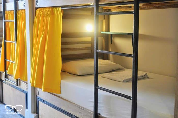 Bona Vida La Tercera is one of the best hostels in Colombia, South America