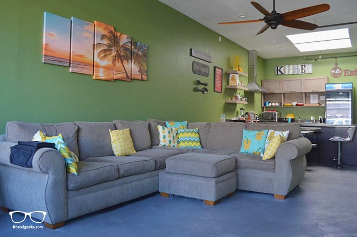 California Dream Hostel is one of the best hostels in USA, North America