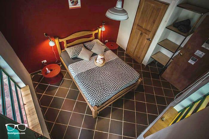 Finca Hostal Bolivar - Casa Maracuya is one of the best hostels in Colombia, South America